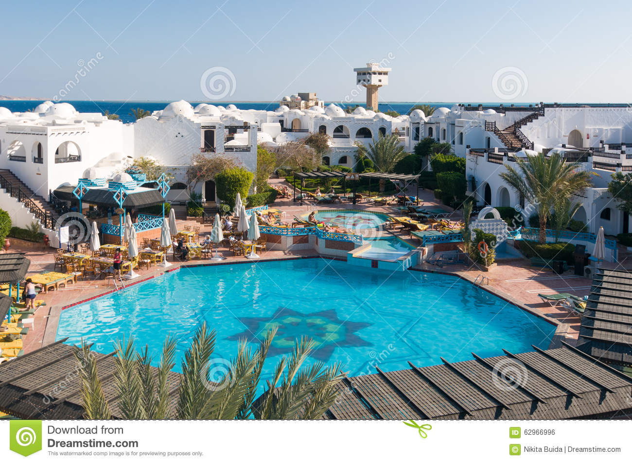 Tourists At Hurghada Hotel Editorial Photo Image Of Outdoor 62966996