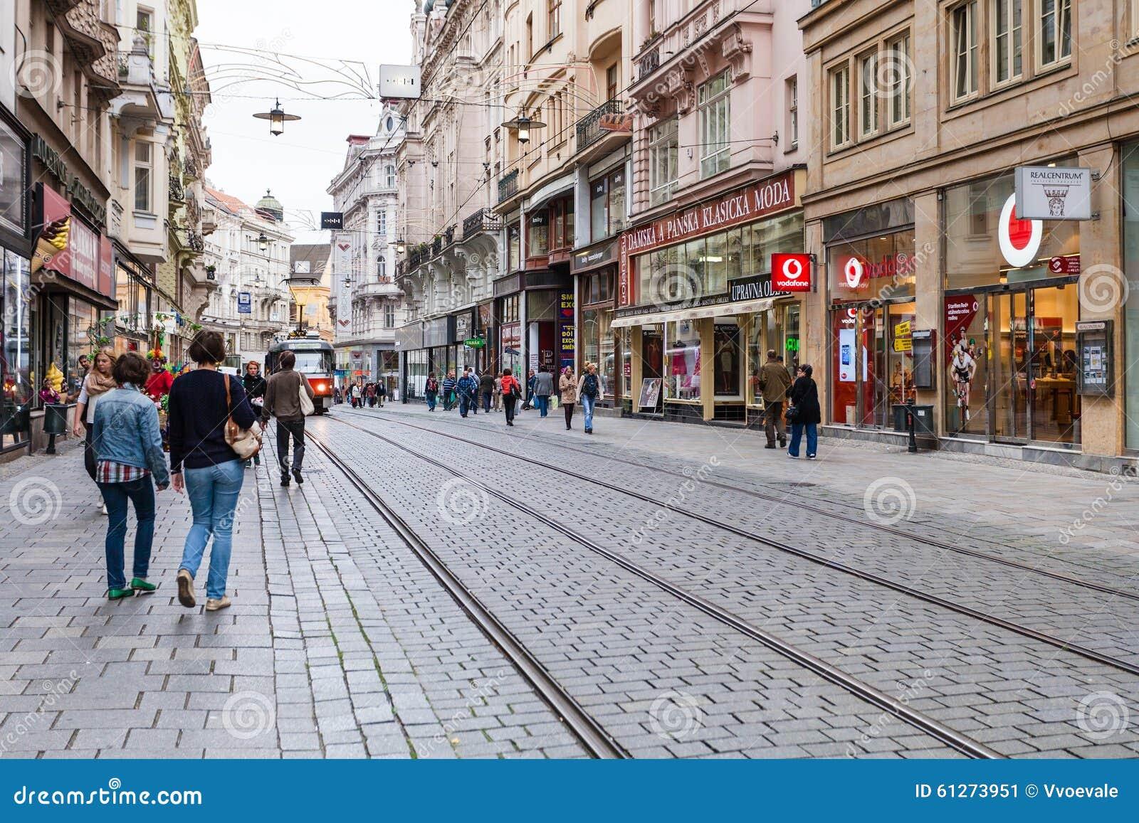 sex shop brno czech streets