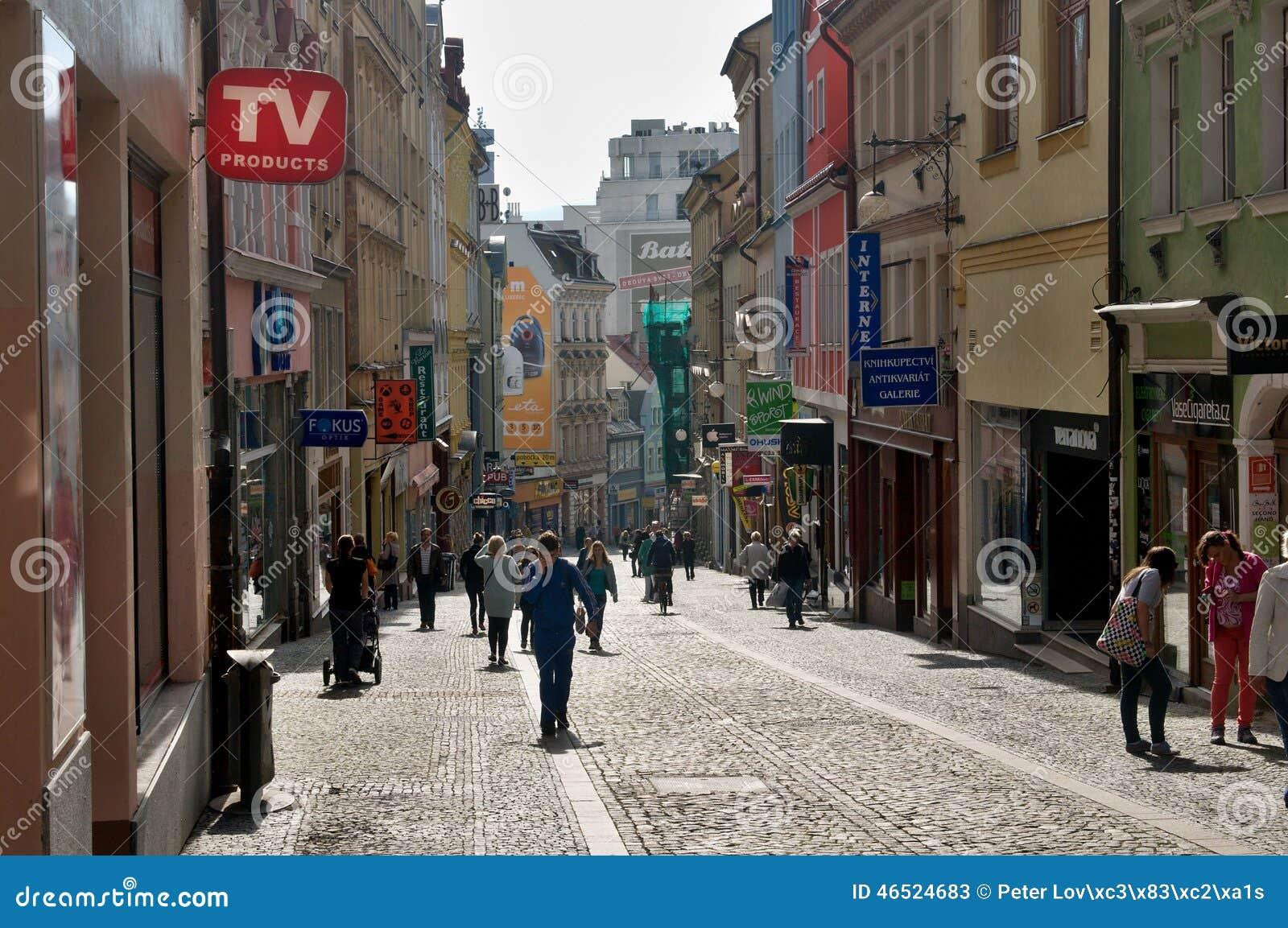 seznamka liberec czech streets