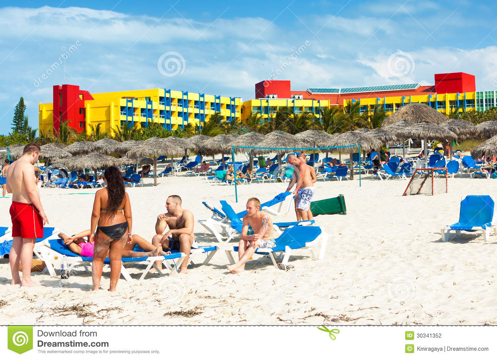 Beach cuba destination hotel varadero