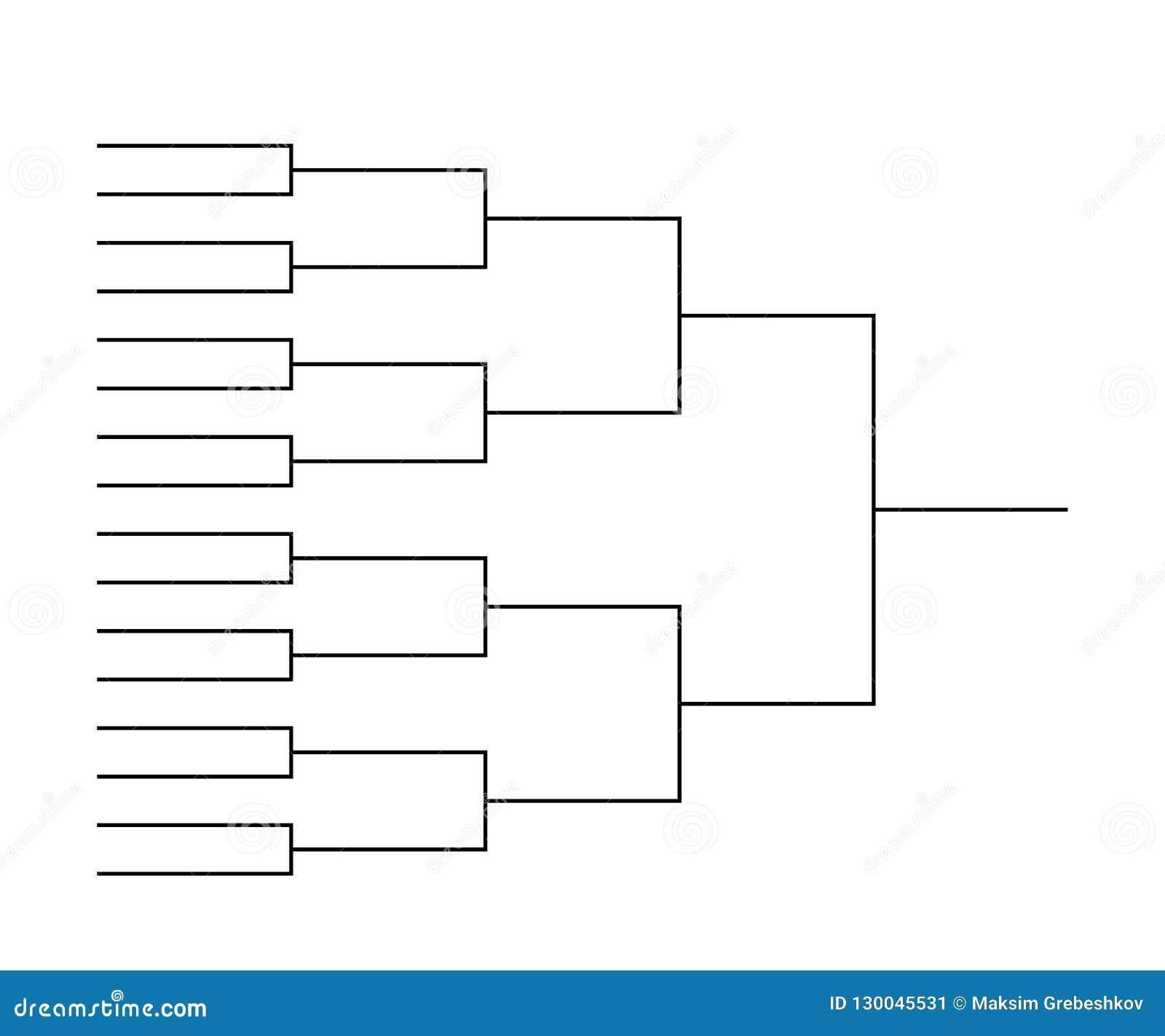 Tournament Schedule Templates Suzen Rabionetassociats Com