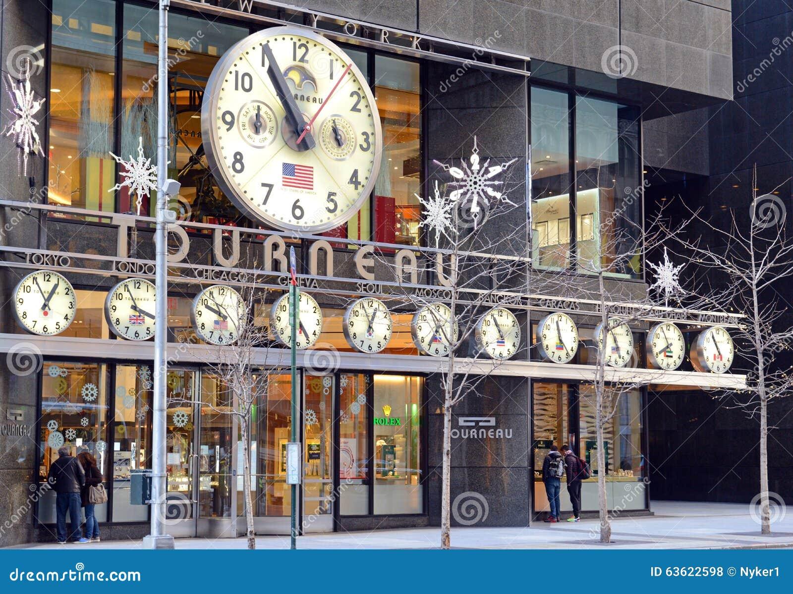 Attitude - Review of Tourneau TimeMachine, New York City ...