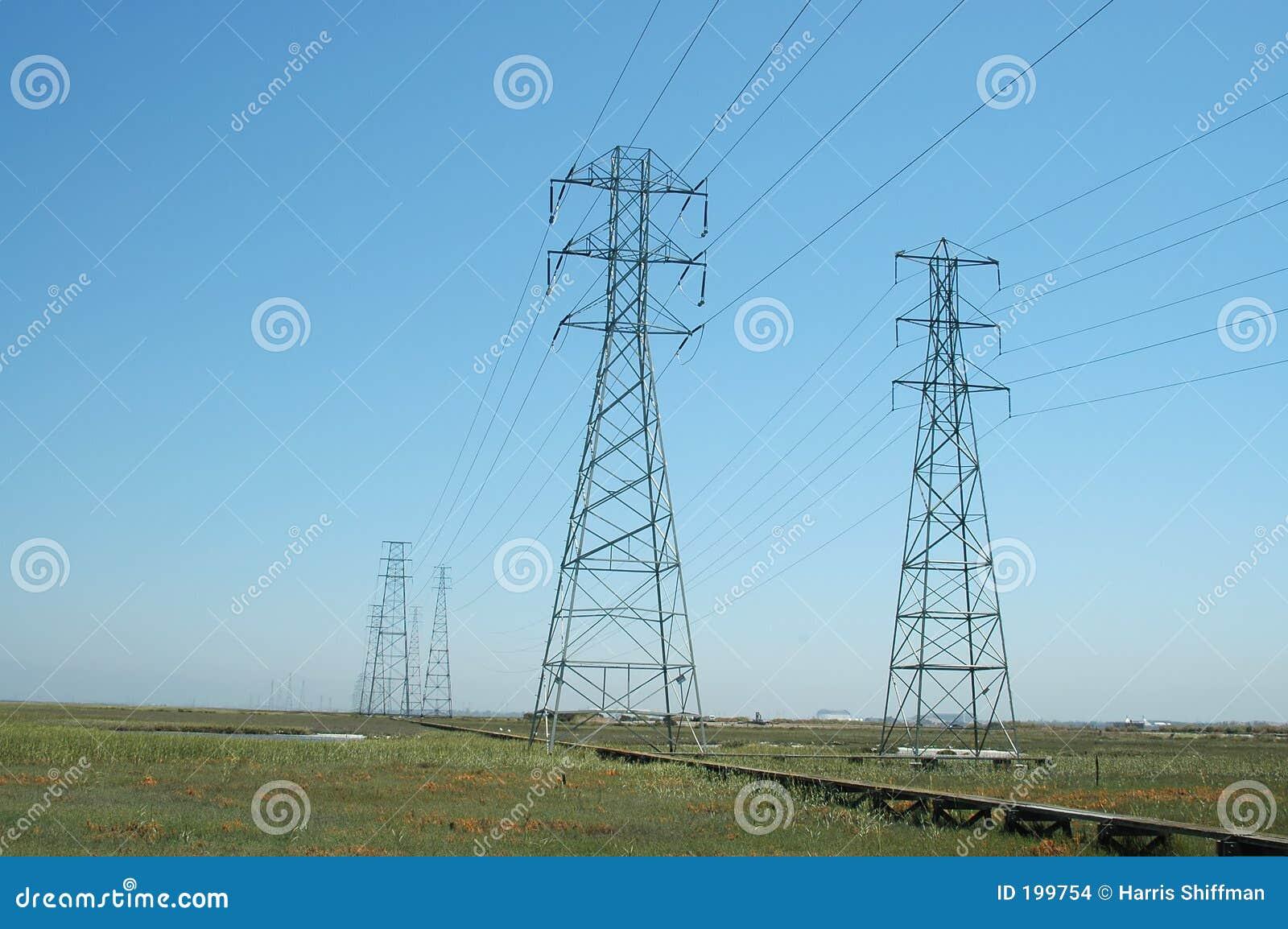 Tours de transport d énergie