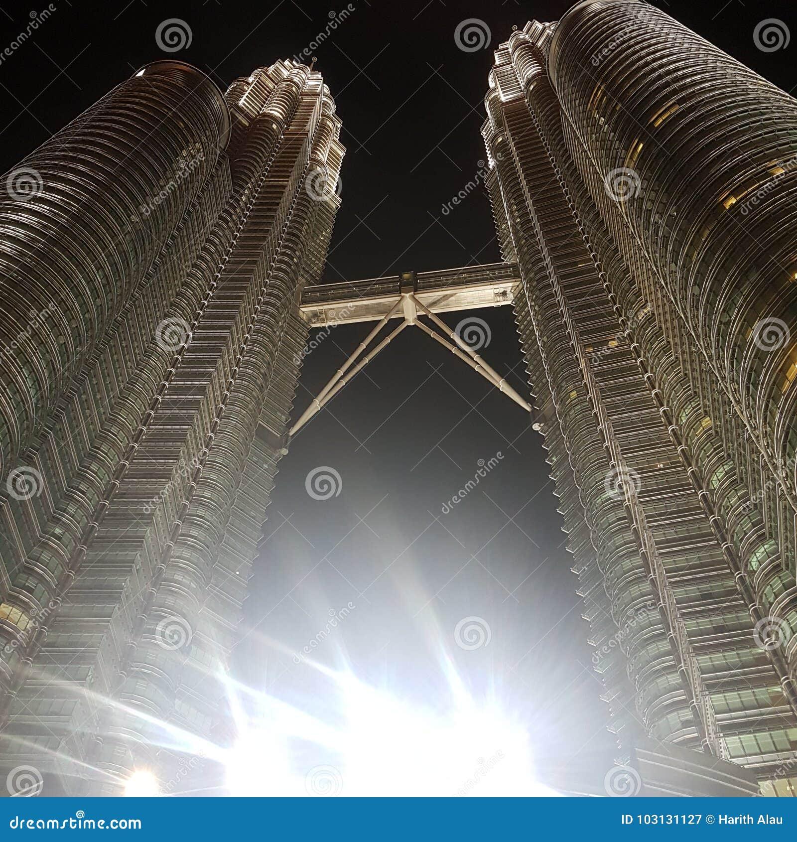 Tours jumelles de Petronas