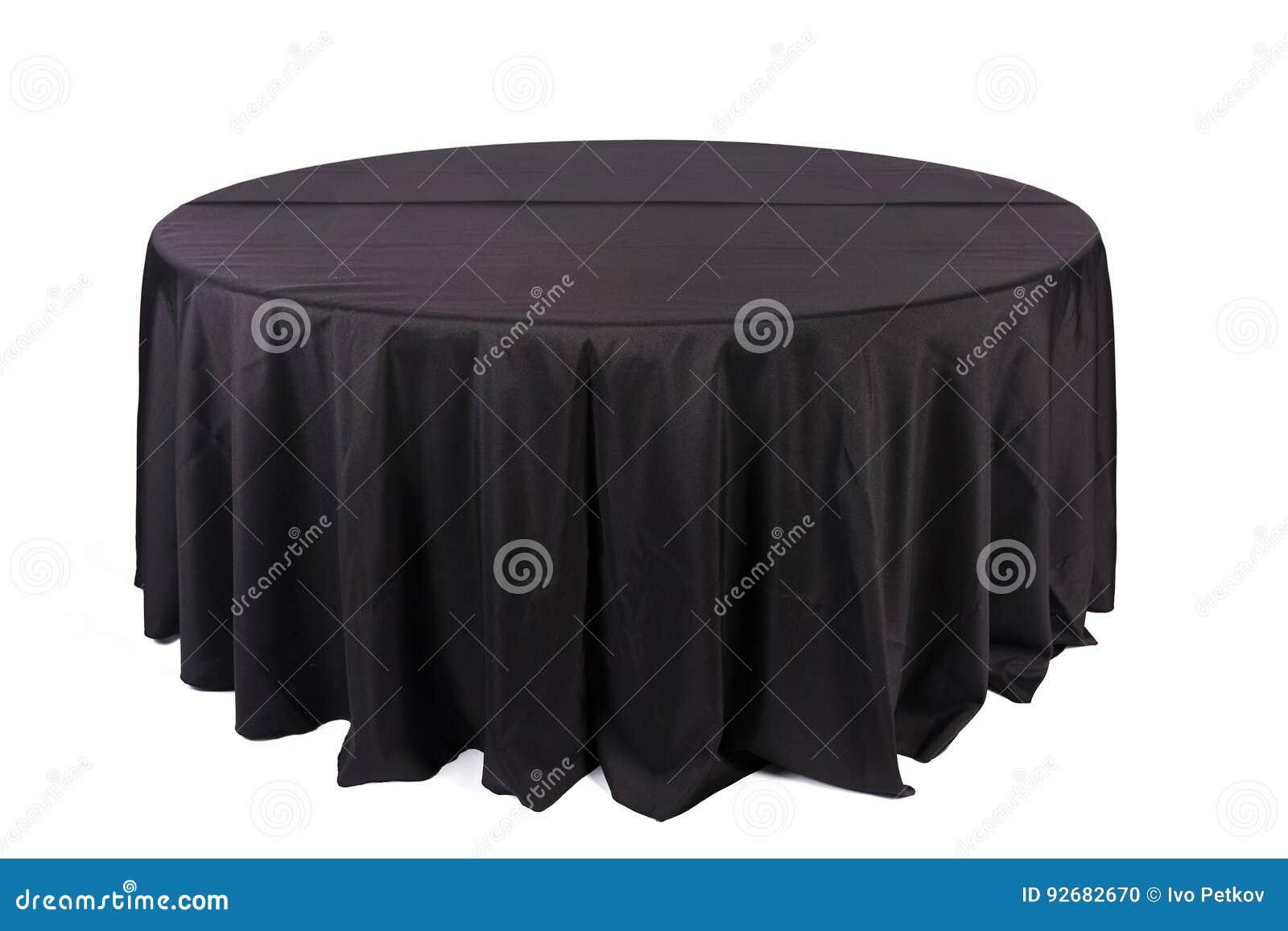 Tovaglia sulla tavola