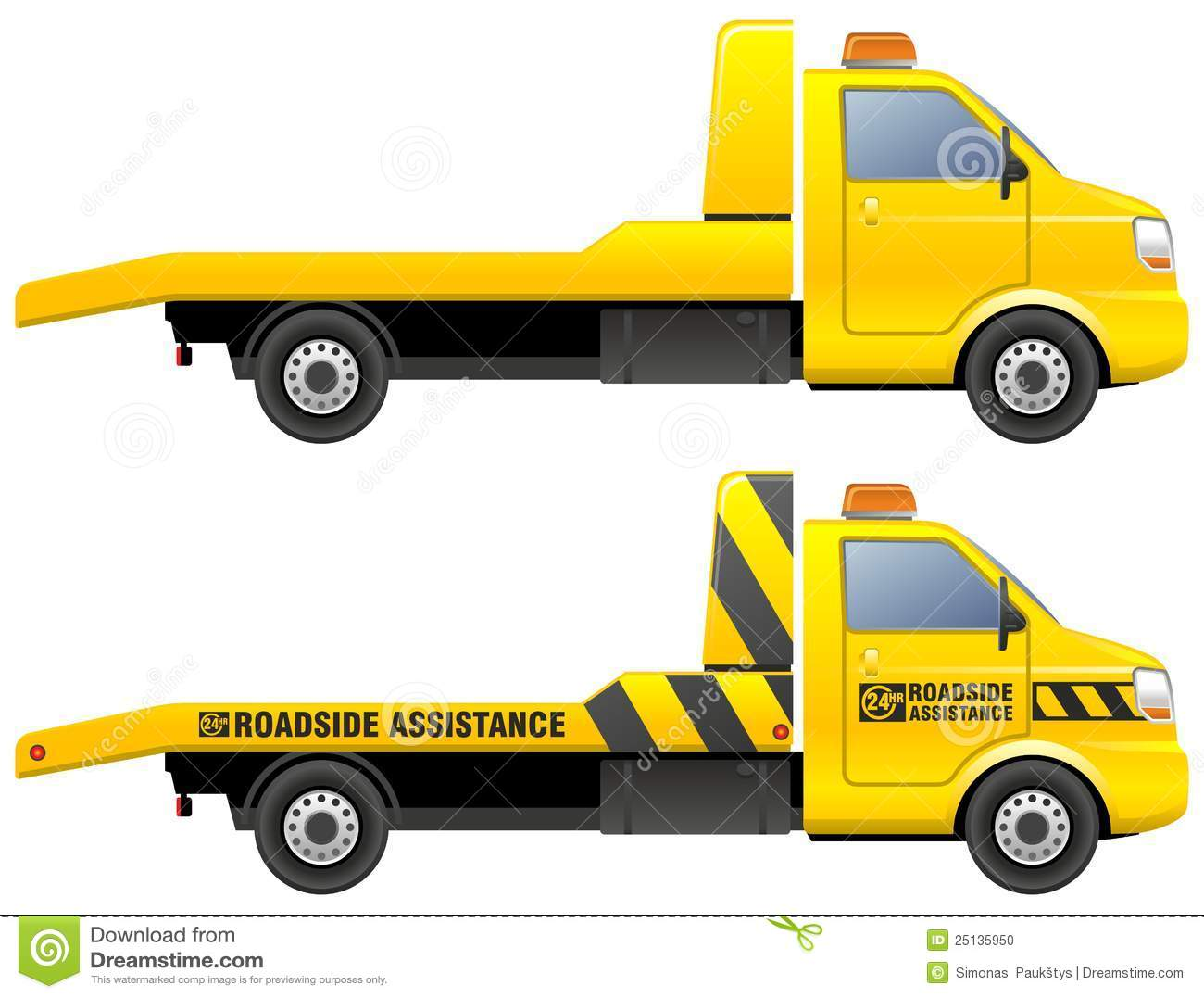 Towing company business plan