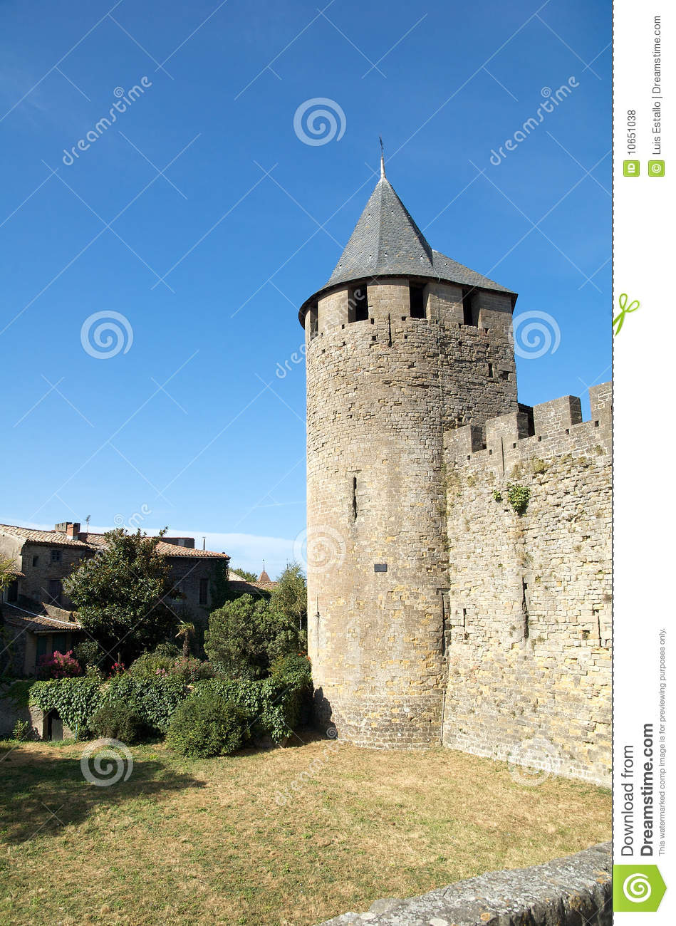 Tower of the castle 2