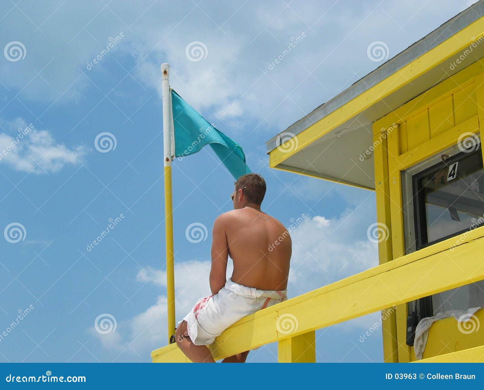 Tower - lifeguard