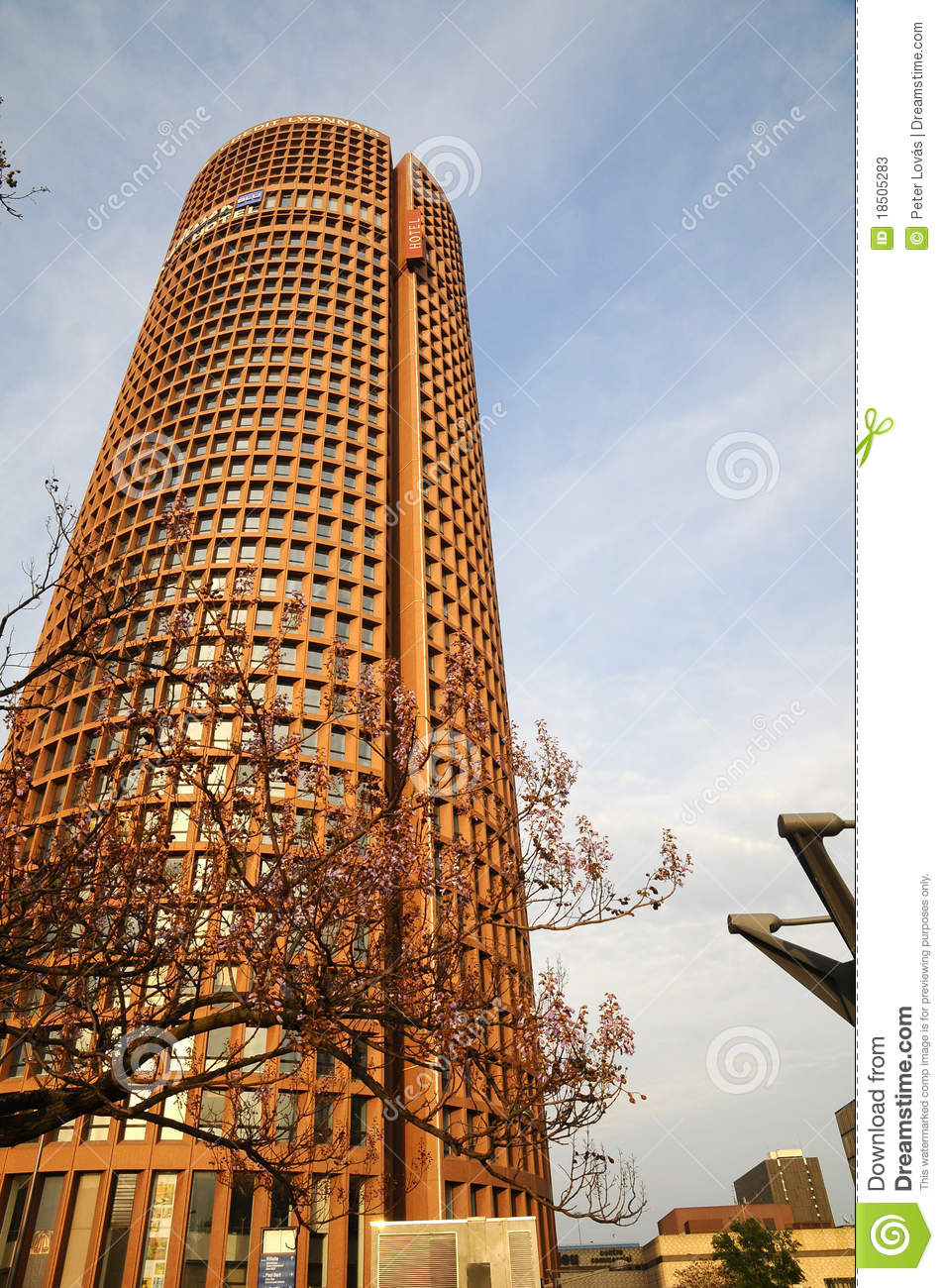 Tower in lyon part dieu editorial stock photo image 18505283 - Office tourisme lyon part dieu ...
