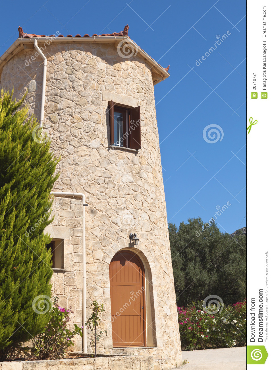 Towerhouse located at Kefalonia