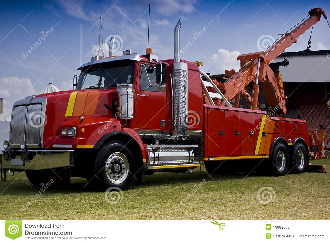 Towing and Recovery Vehicle