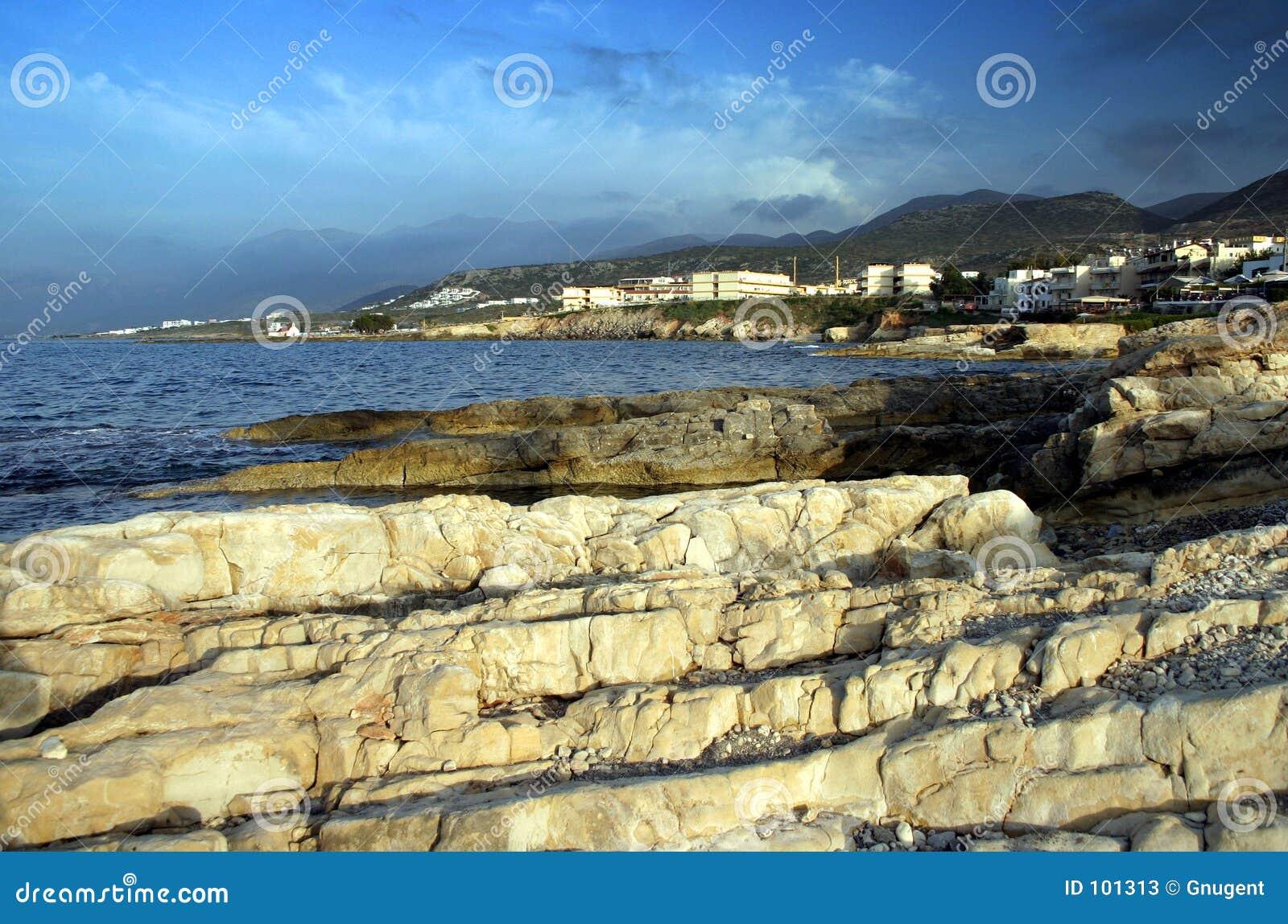 Town in Crete