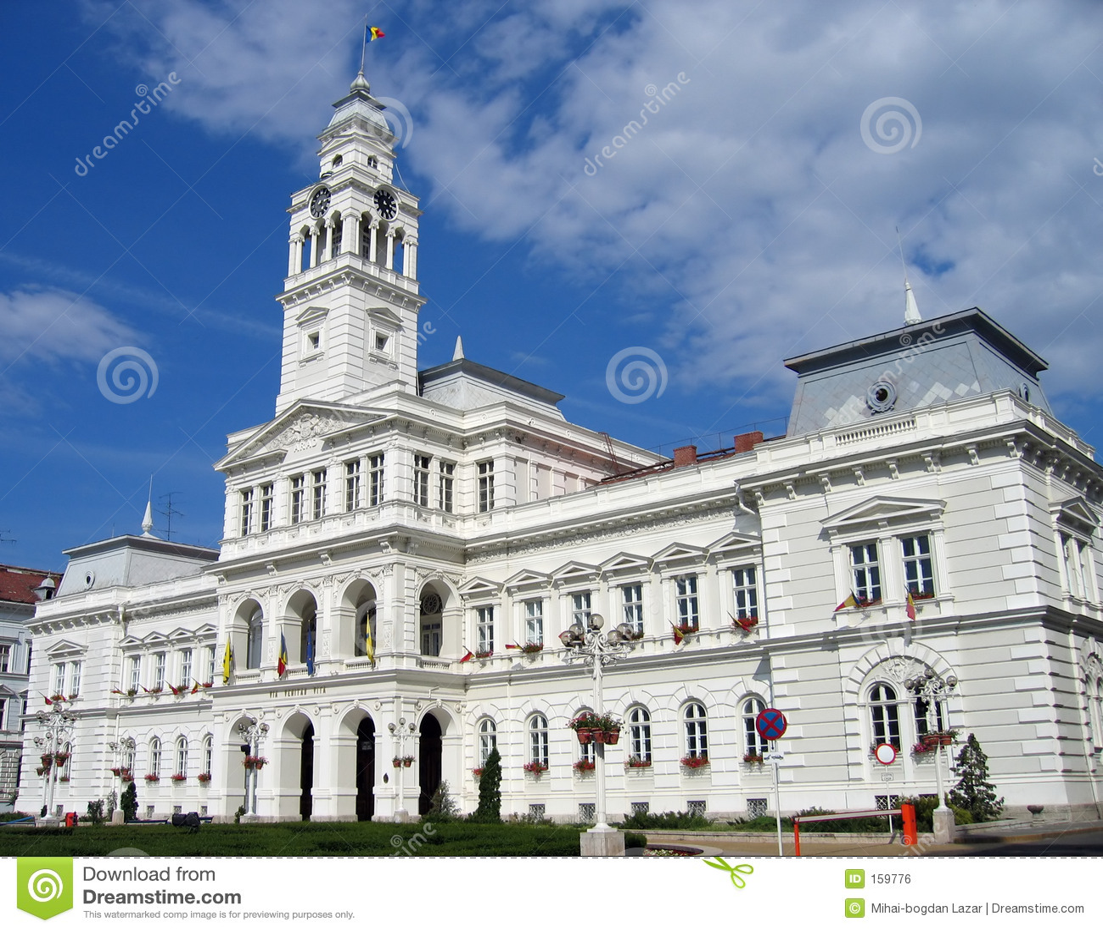 Town Hall - Arad - Romania