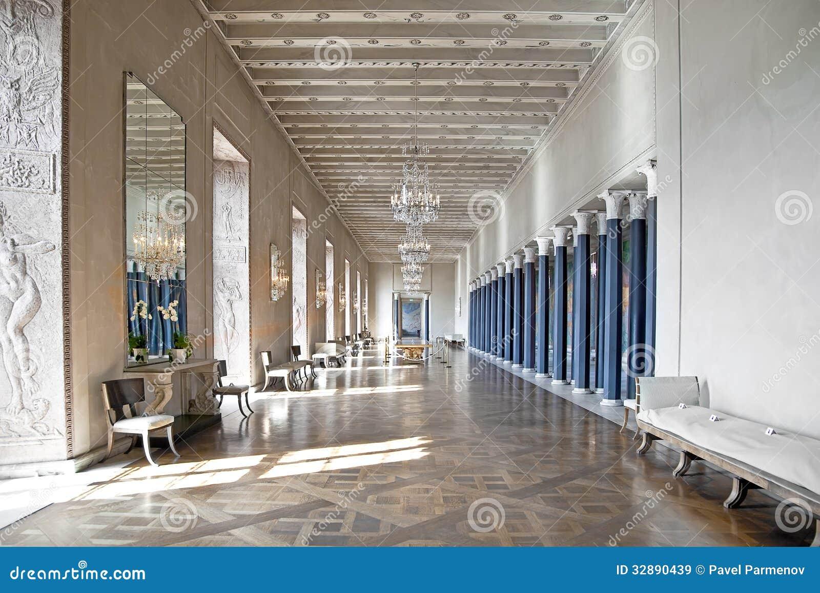 Eugene Gallery Hall Interior Prince Reception Stockholm