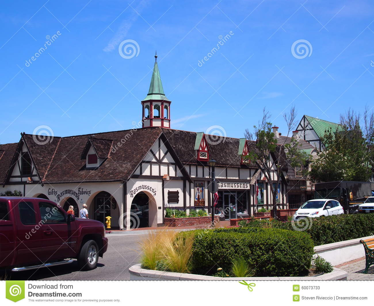 Town of Solvang California