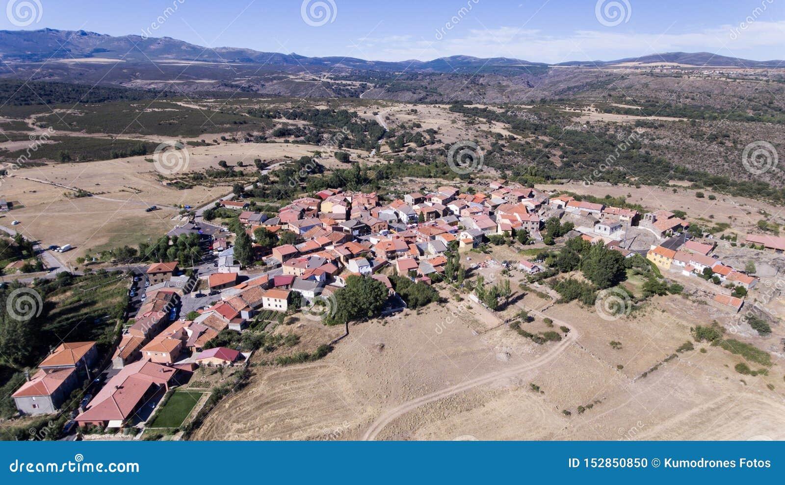 Town of Spain