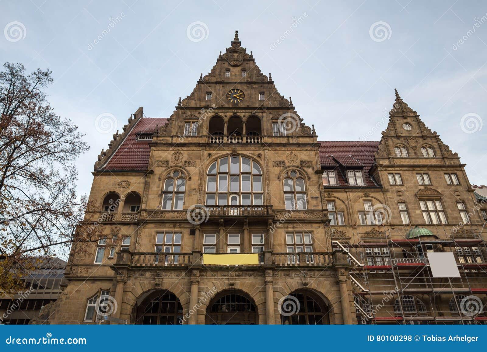 Townhall bielefeld Alemanha