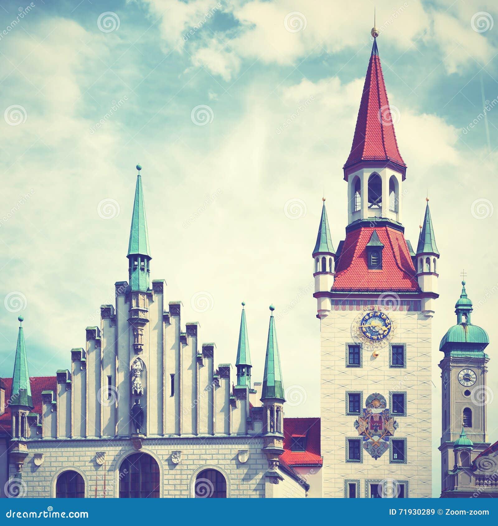 Townhall munich