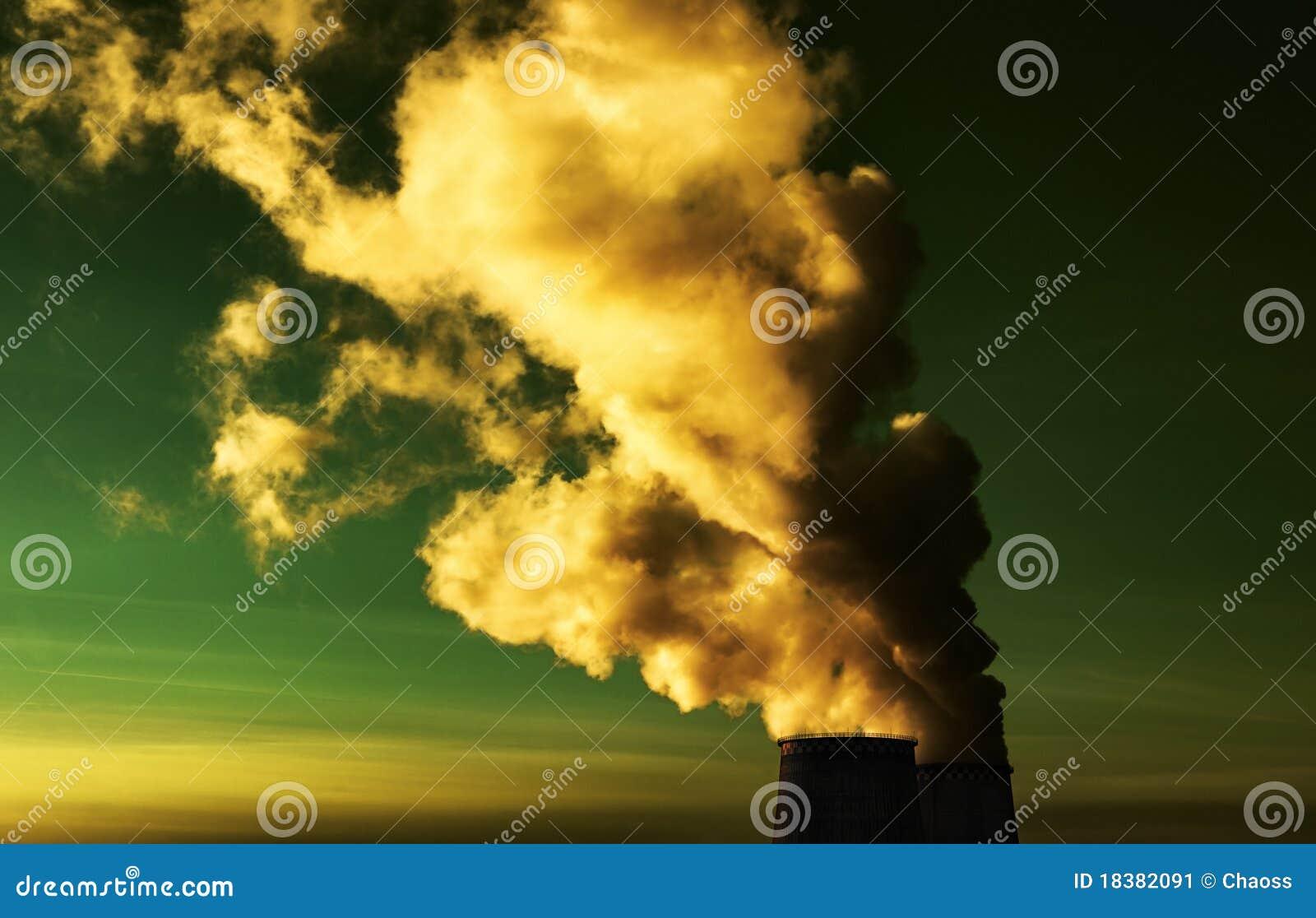 Toxic дыма