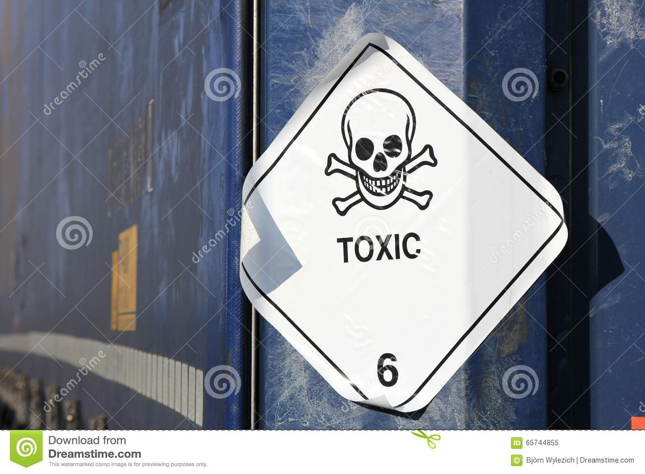 Toxic substances