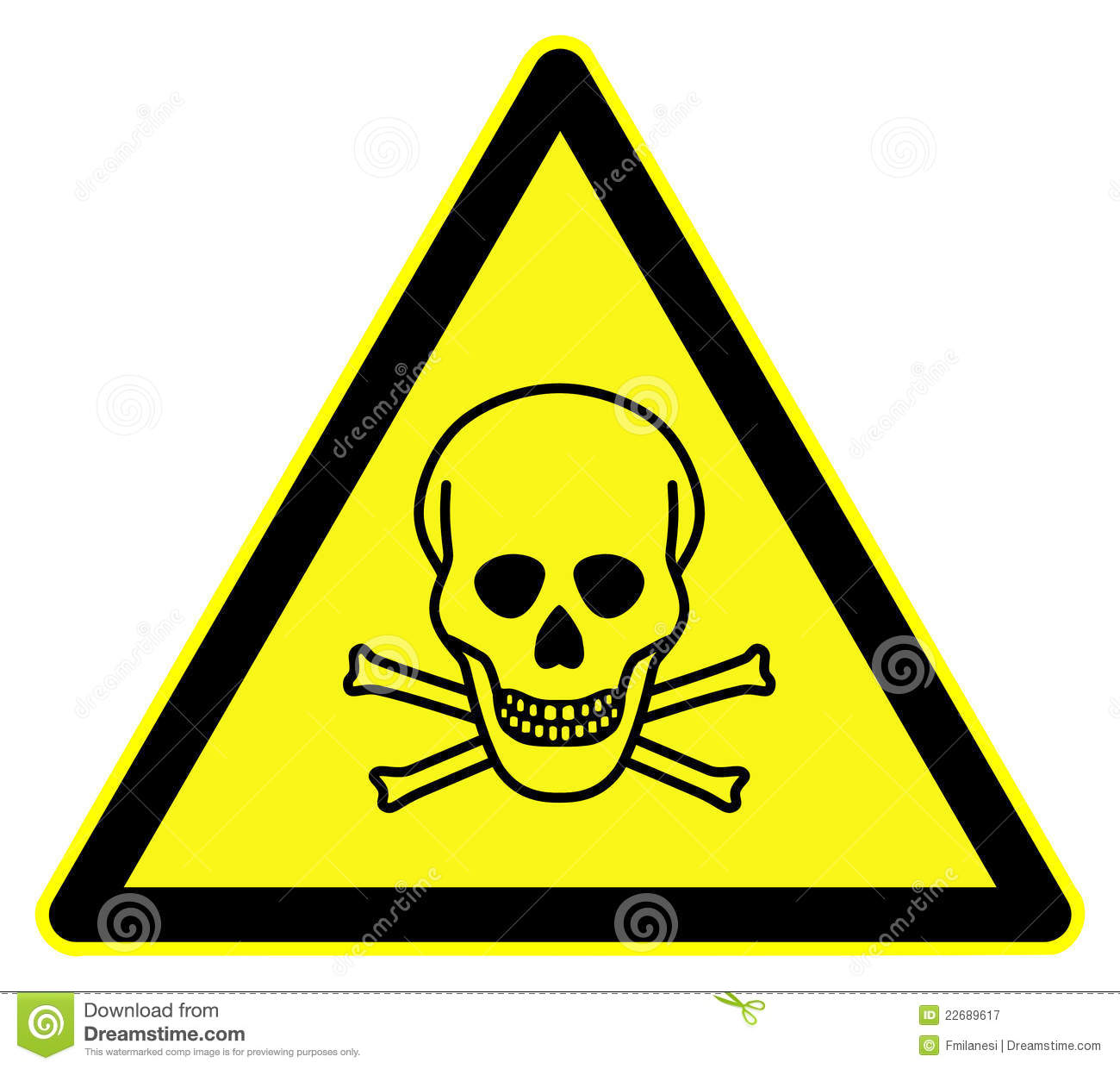 Toxic symbol stock illustration illustration of dead 22689617 toxic symbol biocorpaavc Images