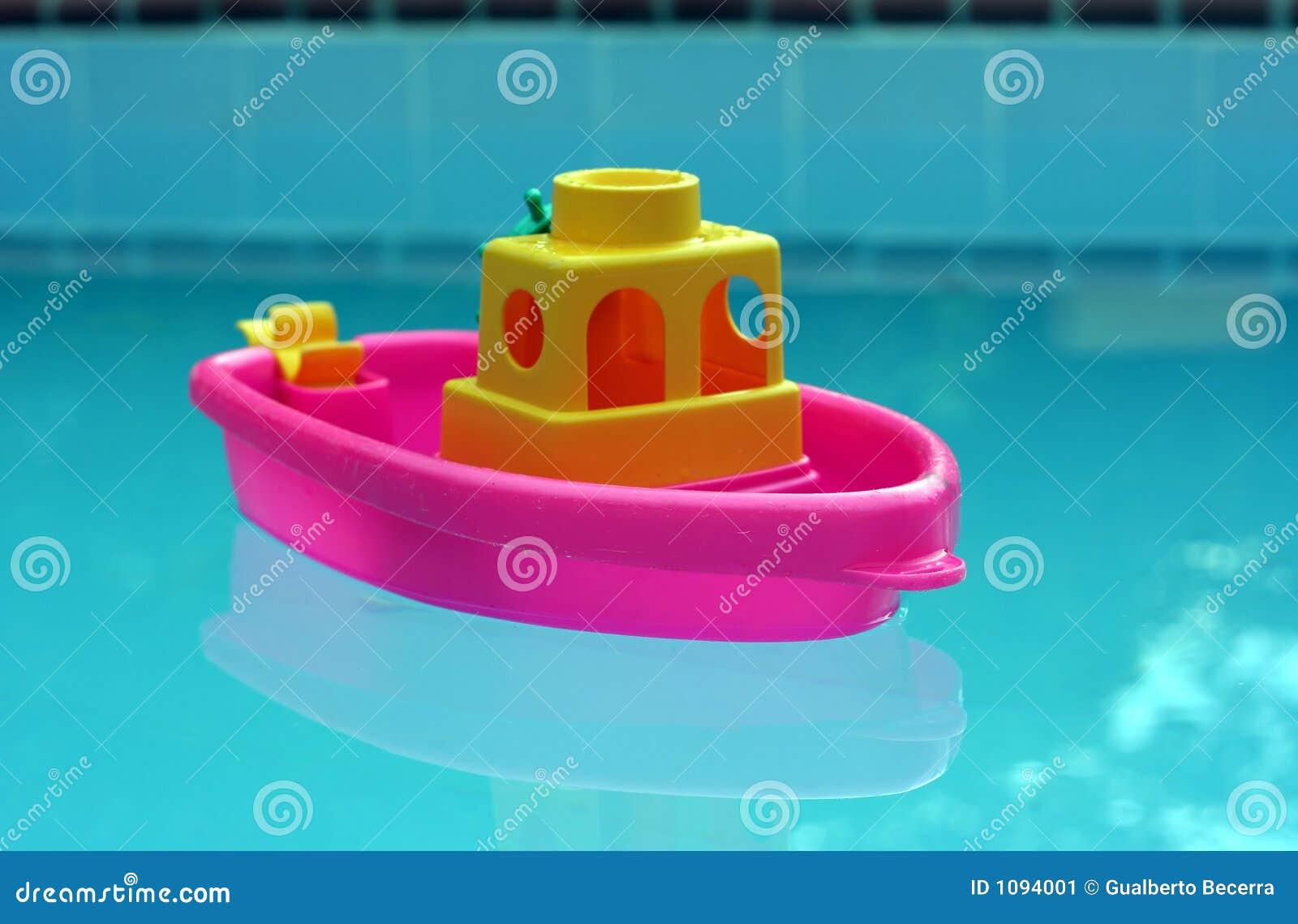 Toy Boat Stock Image - Image: 1094001