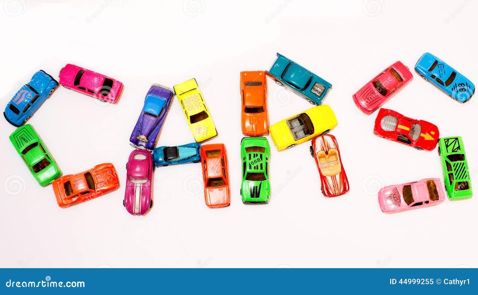 Toy Cars Stock Photo Image 44999255