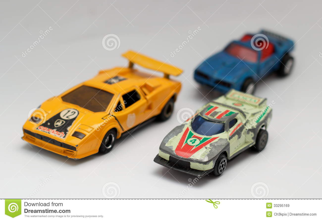 Small Toy Cars : Toy cars royalty free stock images image