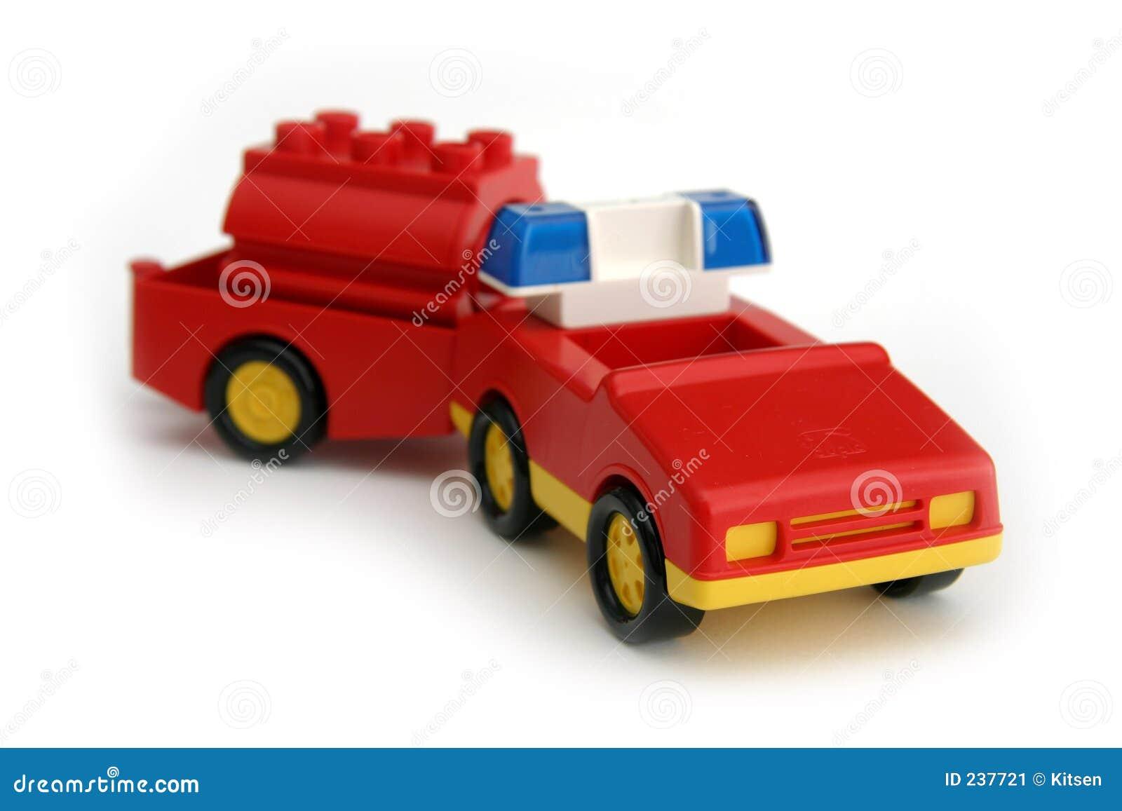 Toy för bilbrandman s