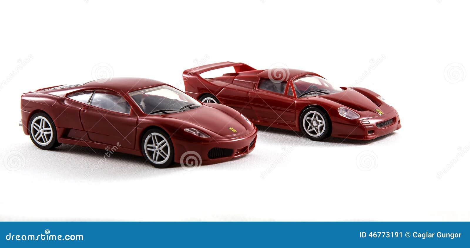 Toy Ferrari Cars