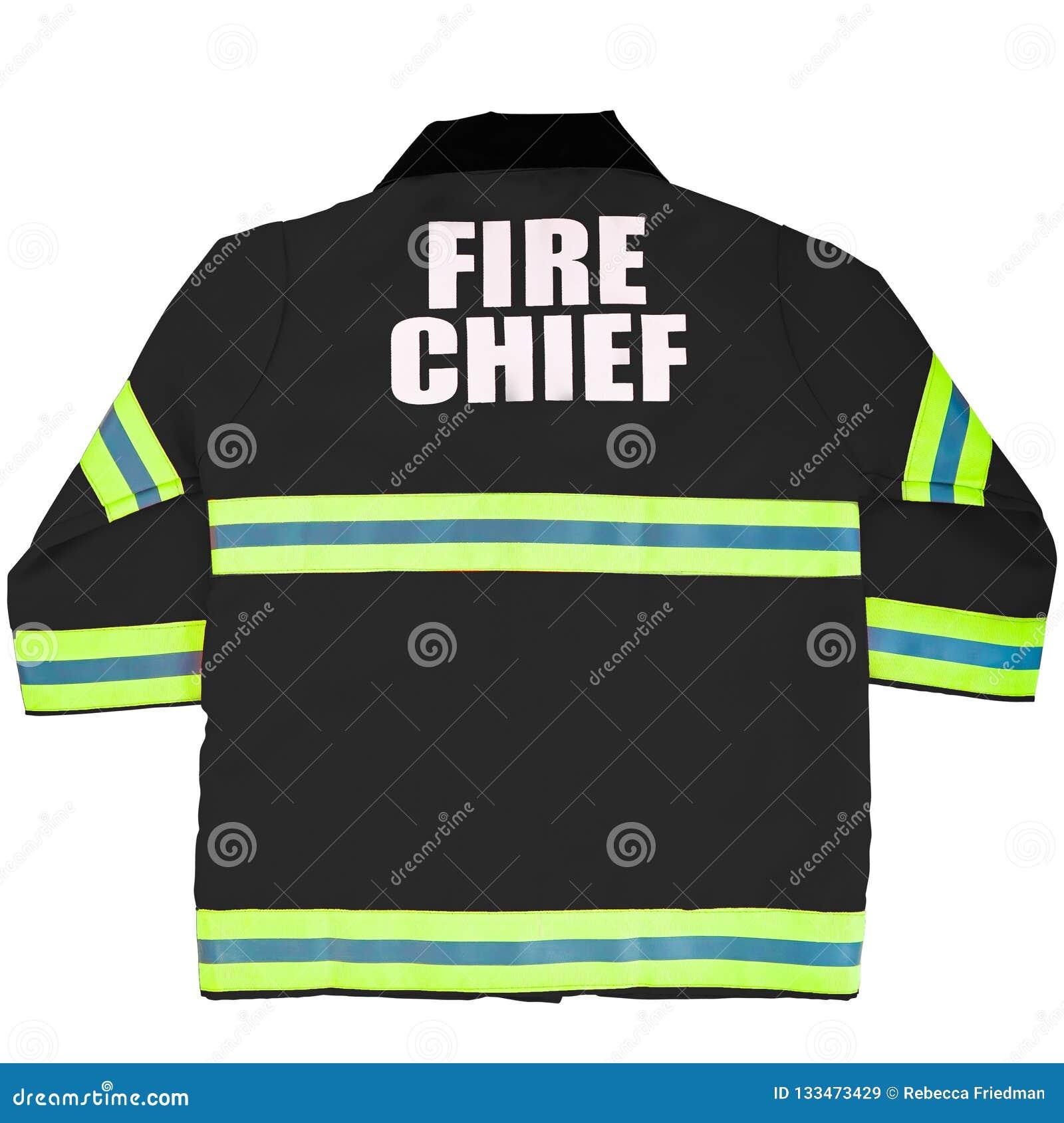 Toy Fireman Jacket