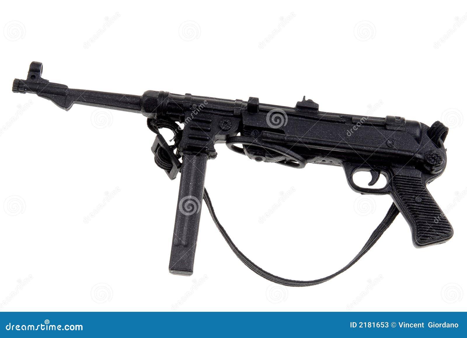 Toy german machine gun stock image  Image of military - 2181653