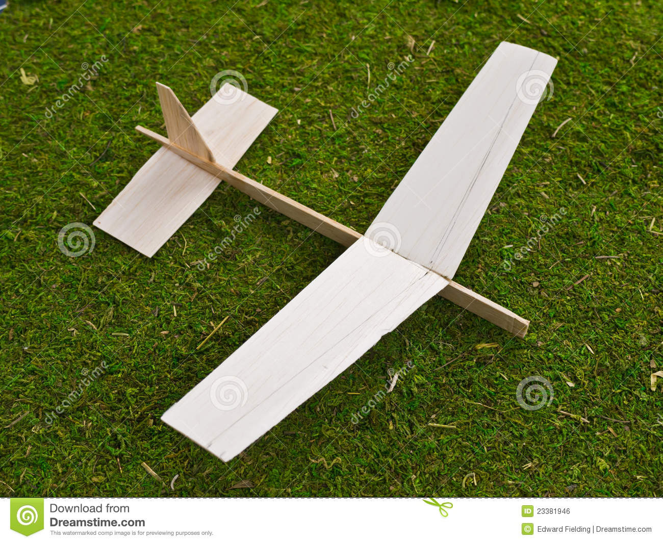 Toy Glider Royalty Free Stock Image Image 23381946