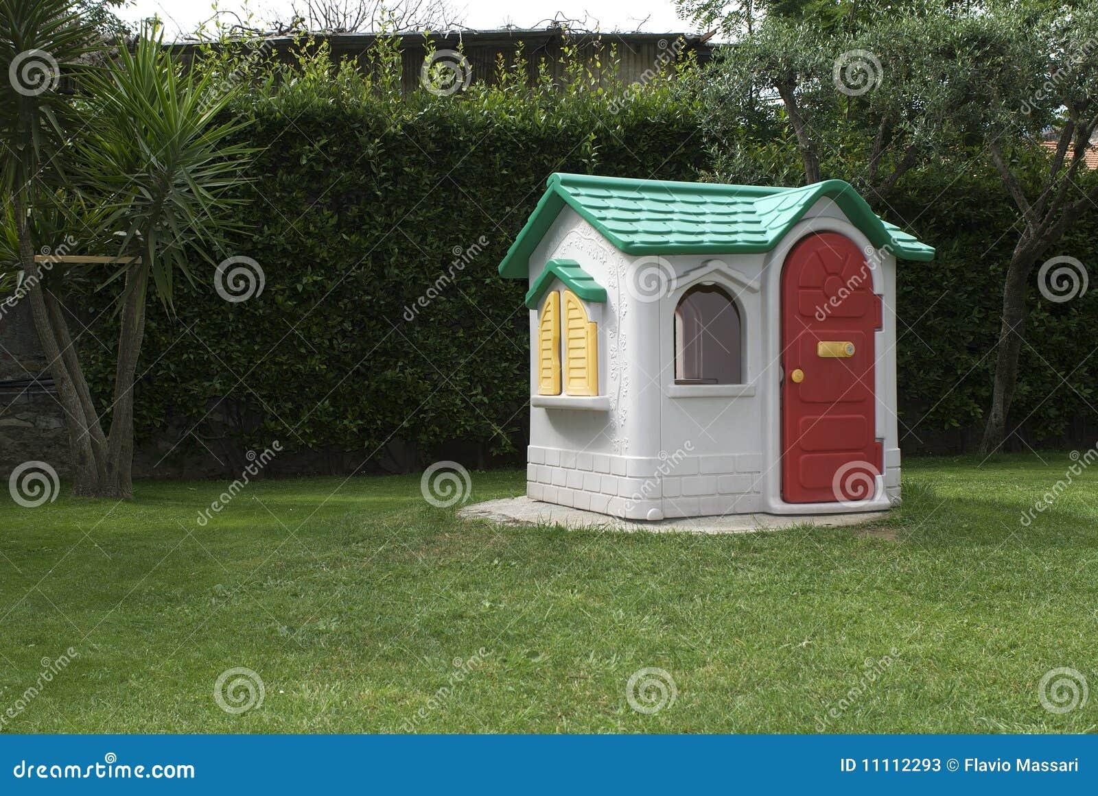 Toy House Stock Photos Image 11112293