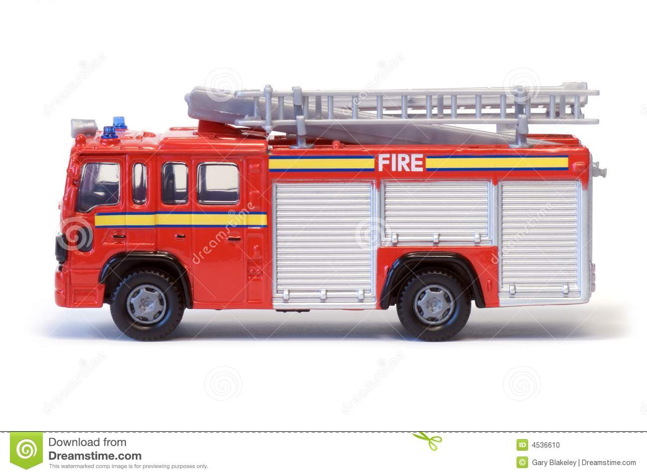 Toy London Fire Engine...