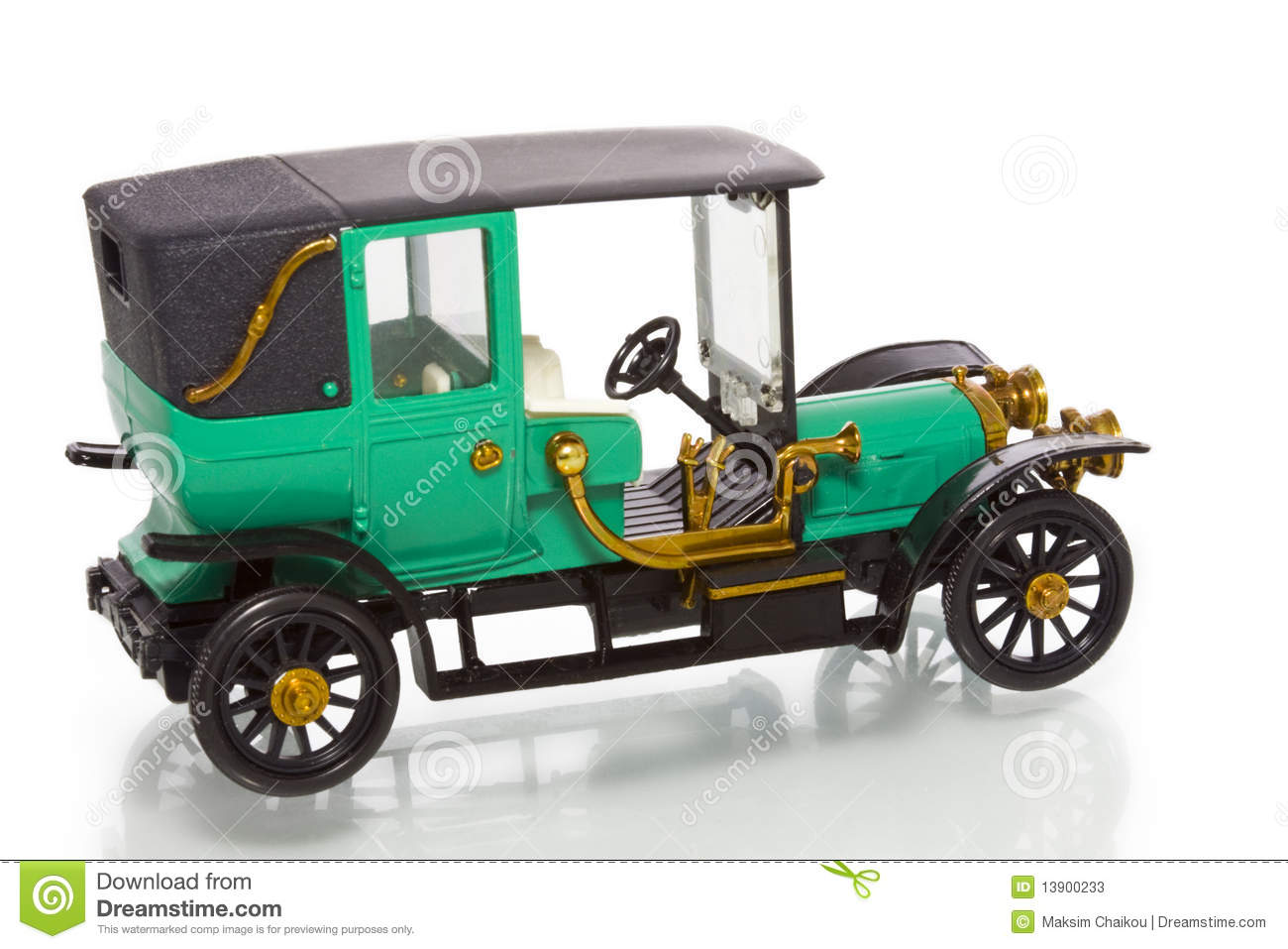 Toy Model Gallery : Toy model car stock photos image