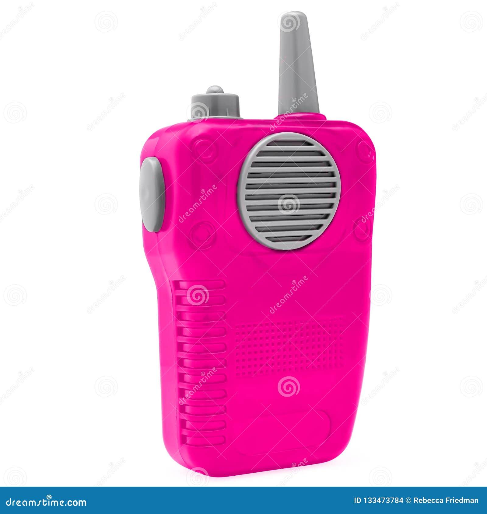 Toy Plastic Radio