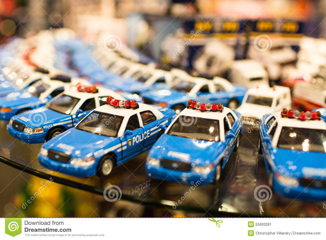 Police Car Prices