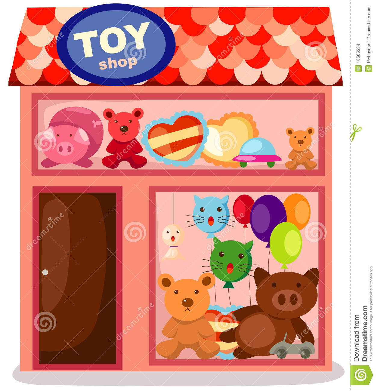 toy shop business plan