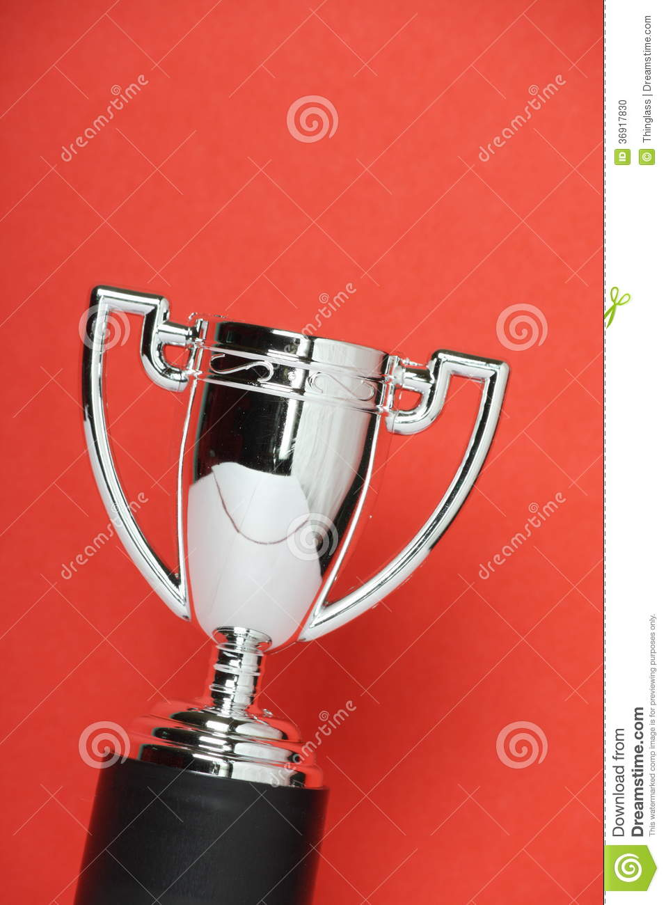 Toy Silver Trophy Cup