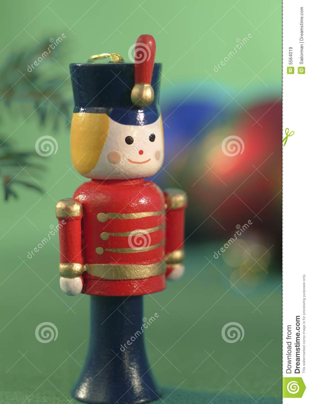Christmas Toy Soldier Toy soldier christmas ornament