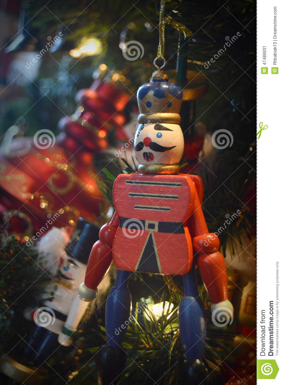 download toy soldier christmas ornament stock image image of soldiers holiday 47489931