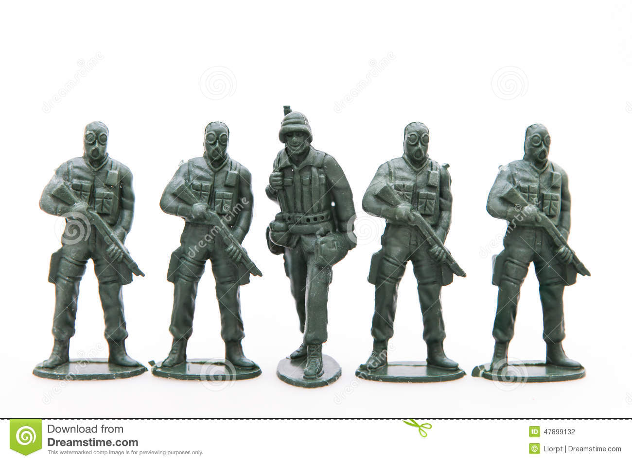 Toy soldiers stock photo  Image of strategic, army, miniature - 47899132