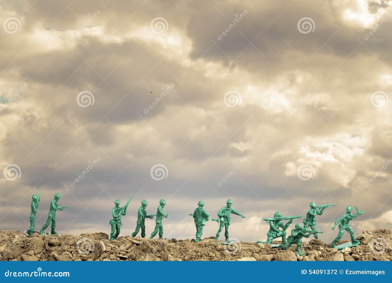 Toy Soldiers War