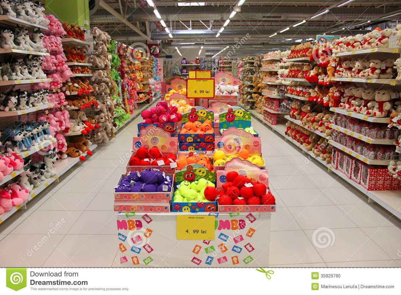 Toy store jumbo editorial image image of boxes shop for Baby decoration stores