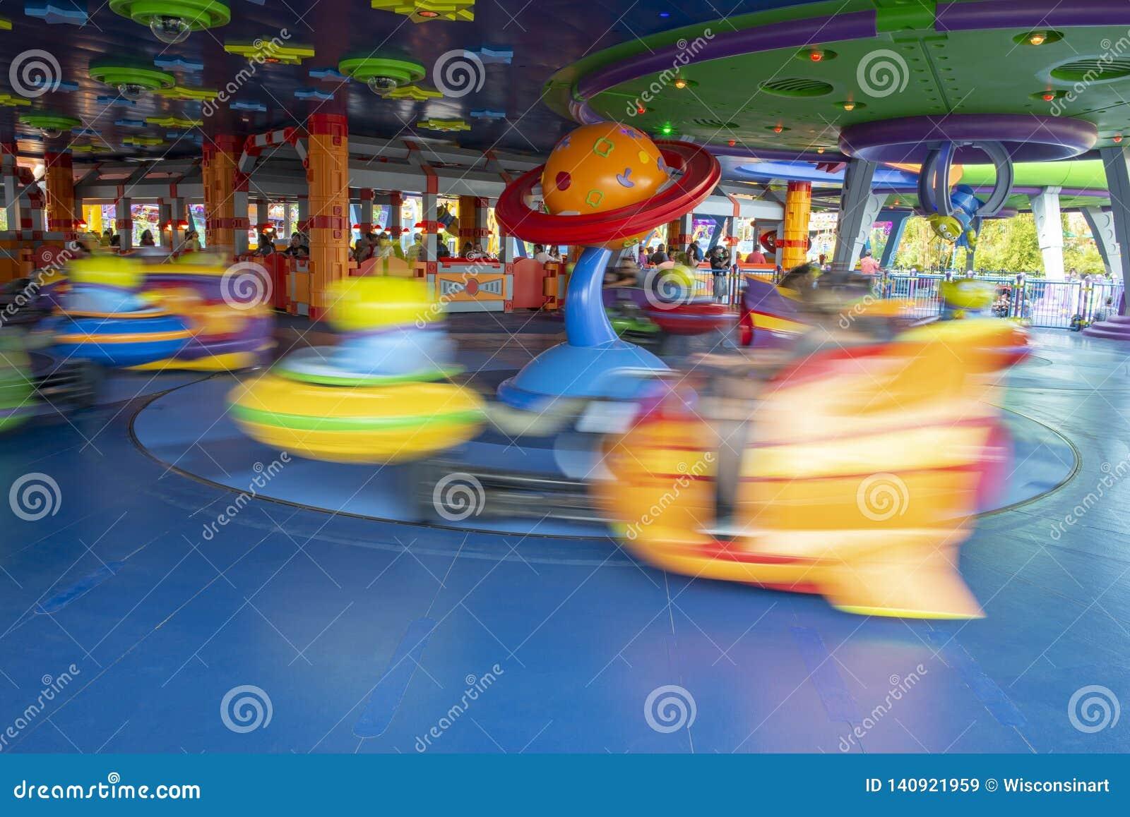 Toy Story Land, Disney World, Reis, Vreemde Schotels