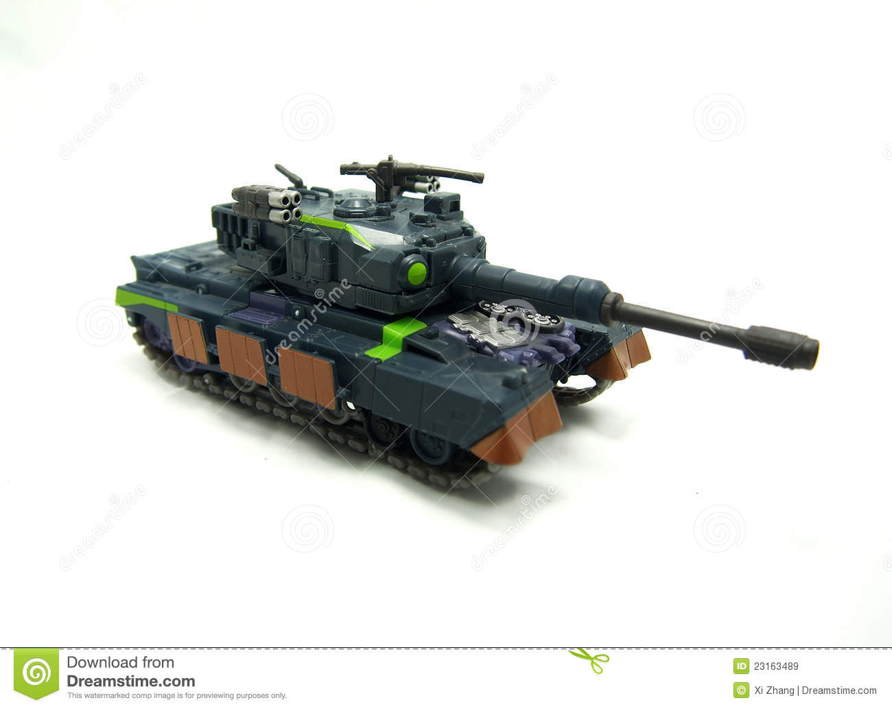 Toy Tank Royalty Free Stock Images Image 23163489