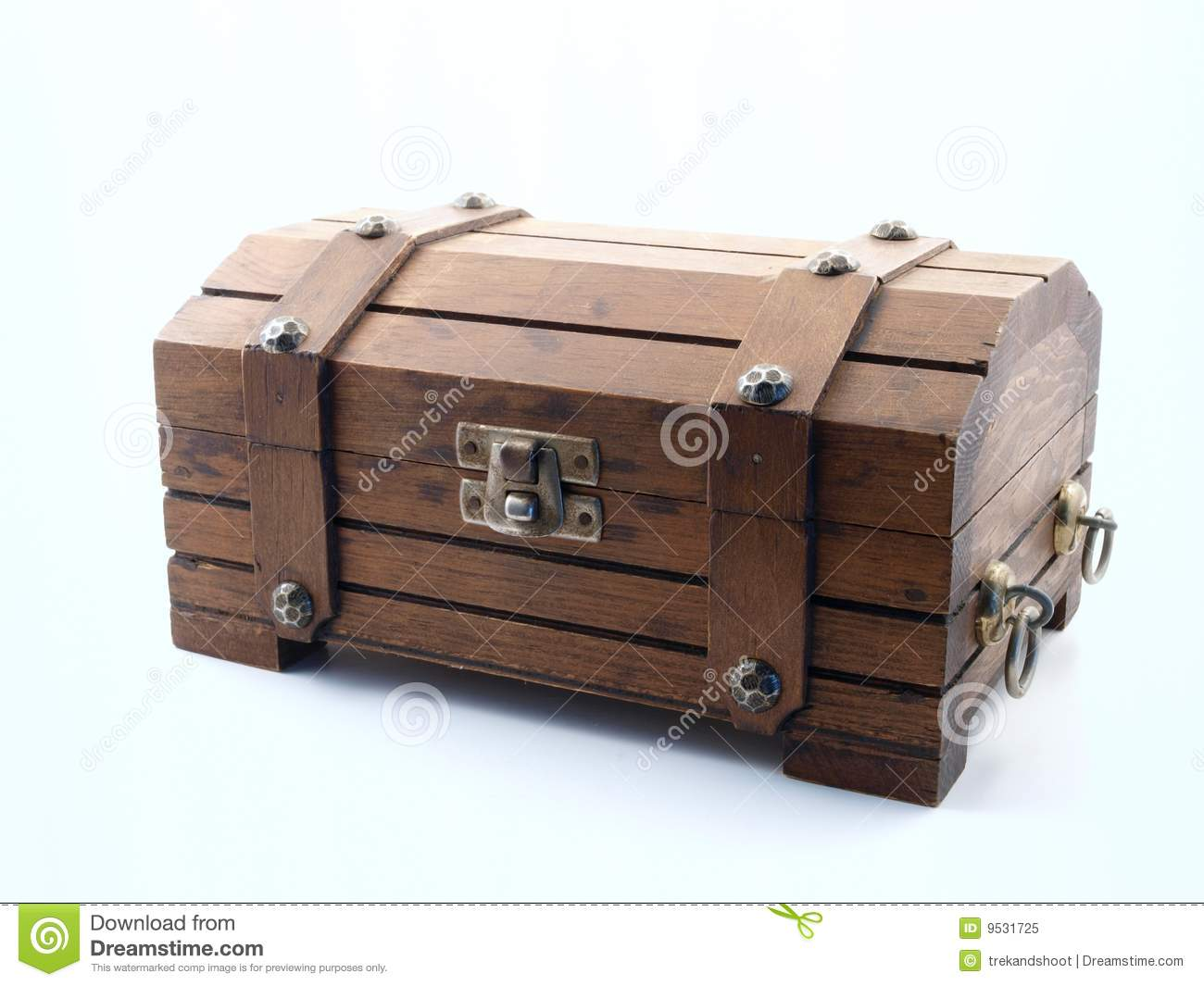 Toy Treasure Chest