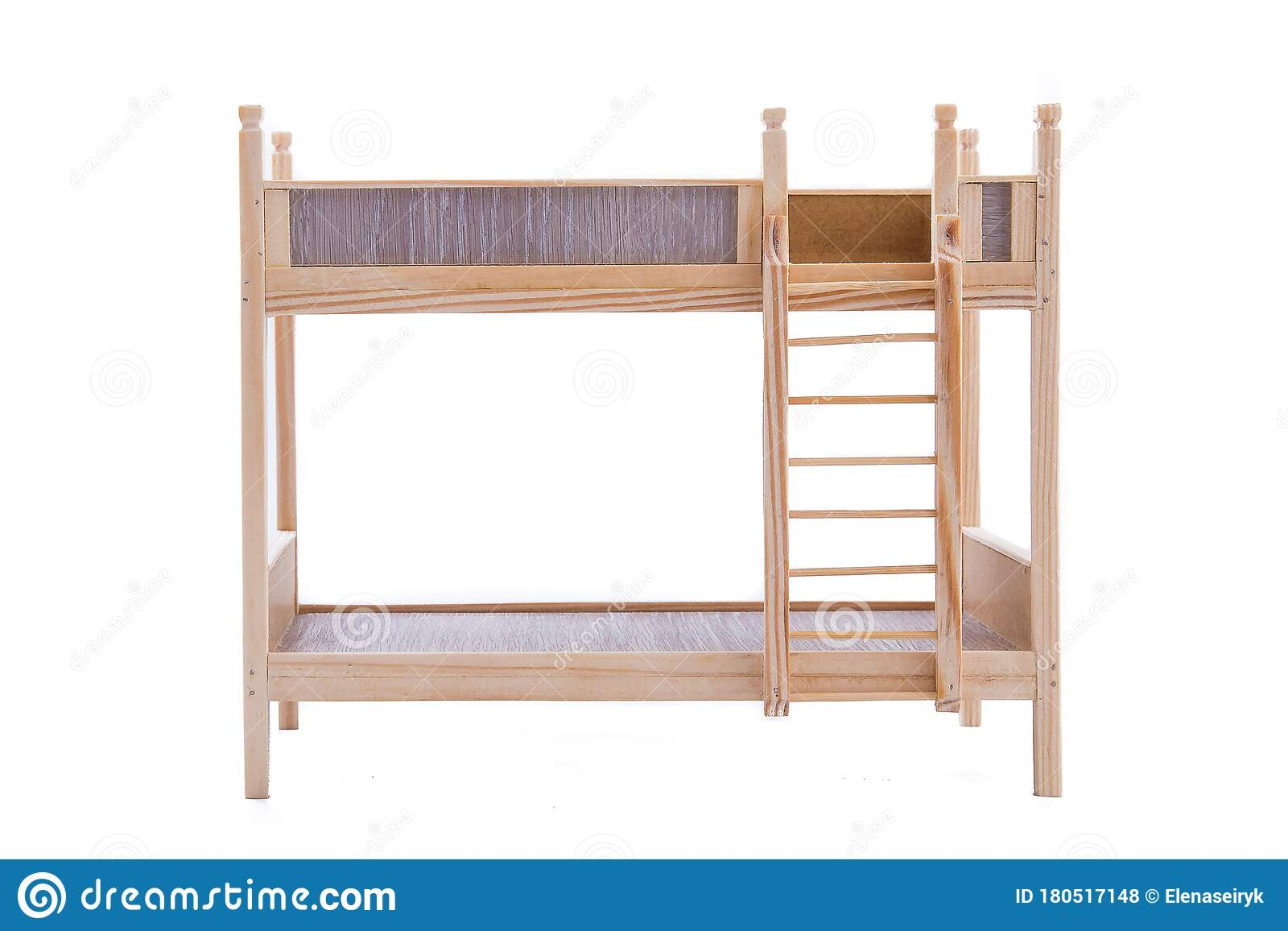 Wooden Doll Bunk Beds With Ladder Marcuscable Com