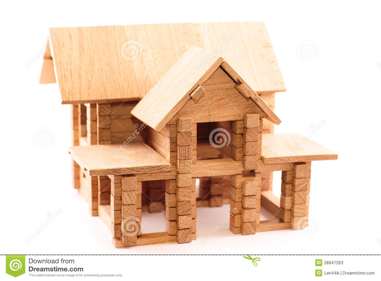 Wooden Toy House | www.woodworking.bofusfocus.com
